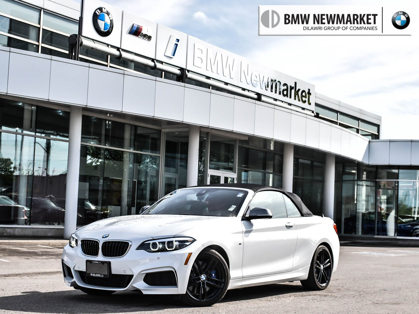 2018 BMW M240i xDrive Cabriolet -Clearance Price!! Brand NEW Unit!! Cabriolet