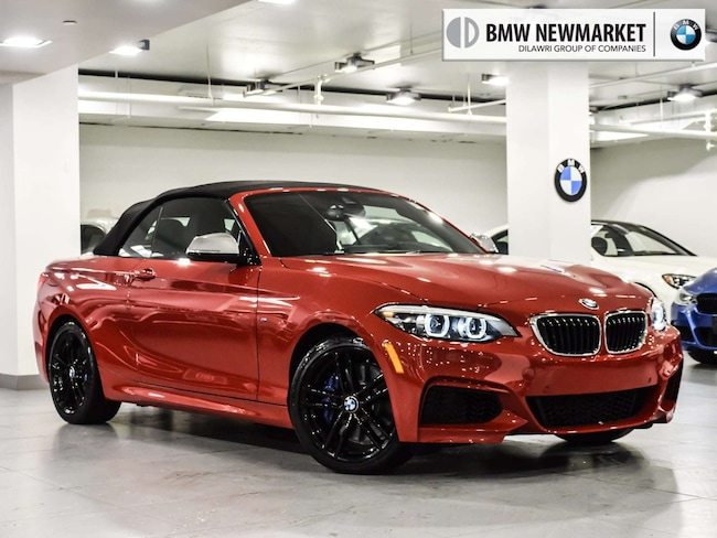Used 2018 Bmw M240i Xdrive For Sale At Bmw Newmarket Vin