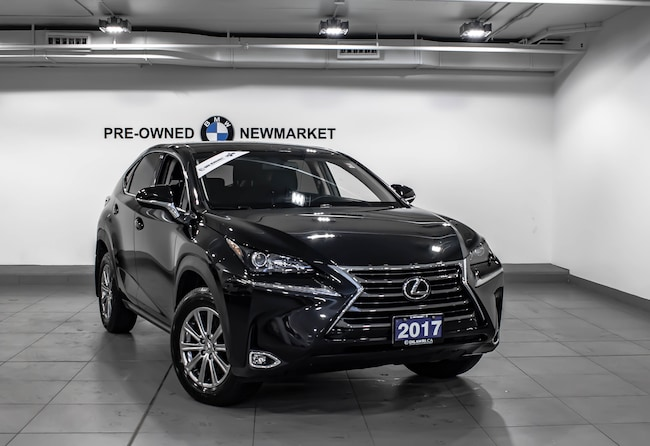 Lexus Nx 200t For Sale >> Used 2017 Lexus Nx 200t For Sale At Bmw Newmarket Vin