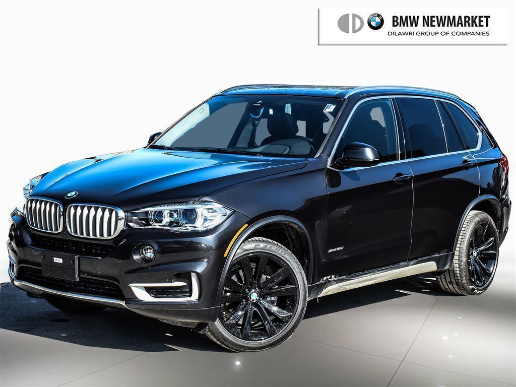 2018 BMW X5 xDrive 35i CLEARANCE PRICE!!