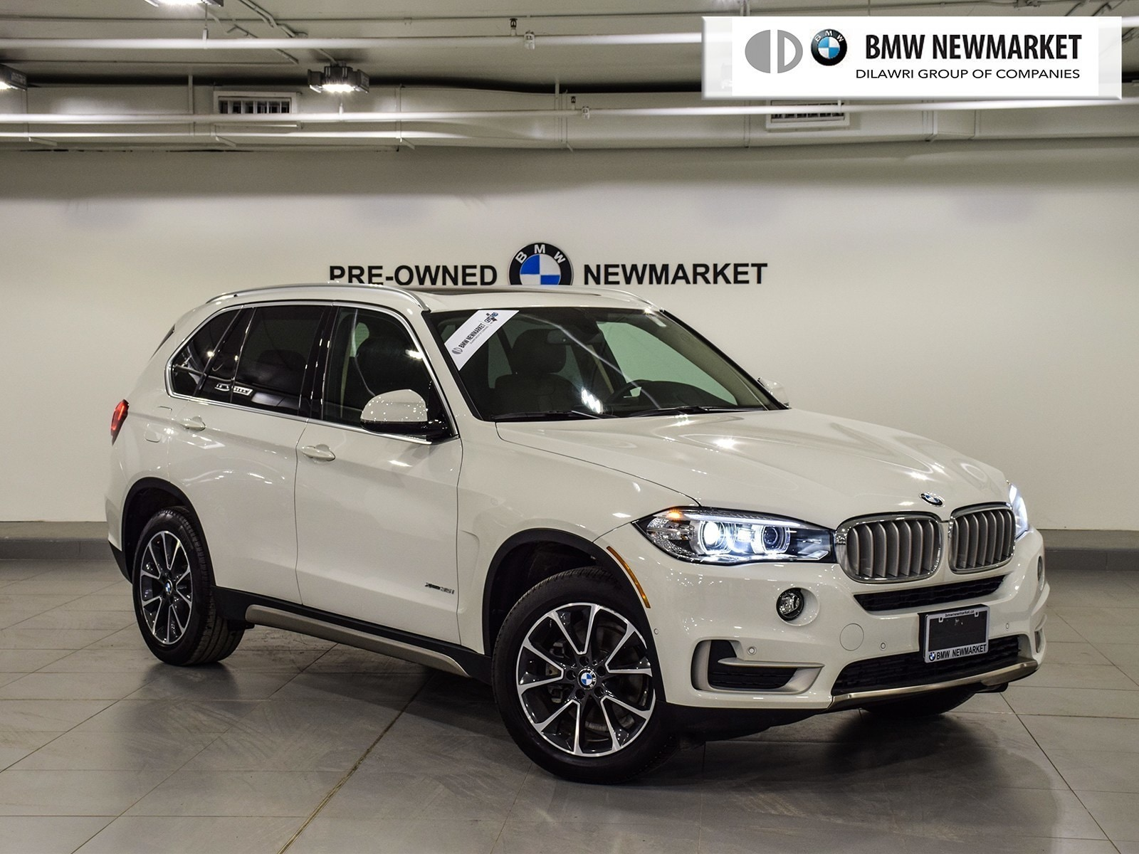 2018 BMW X5 Xdrive35i -1owner|NO Accidents| LOW KMS| SUV