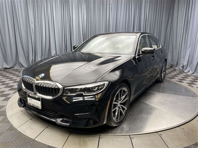 2019 BMW 330i Sedan Sedan