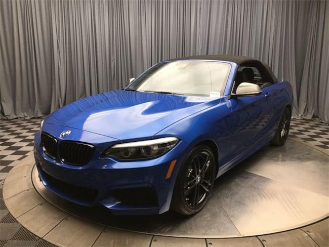 2019 BMW 2 Series xDrive Convertible