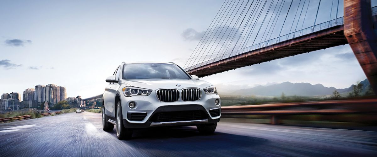New BMW X1 near Seattle