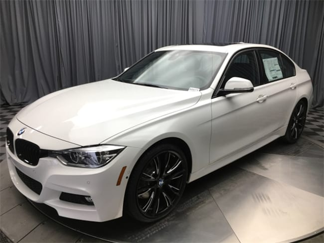 2018 BMW 340i 340i Sedan