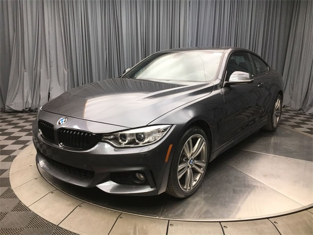 Bmw 435i For Sale >> Pre Owned 2016 Bmw 435i For Sale At Bmw Northwest Vin