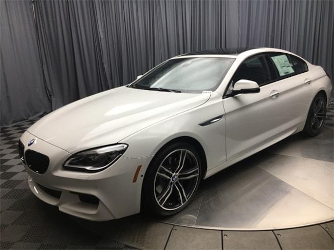 2018 BMW 650i xDrive Sedan