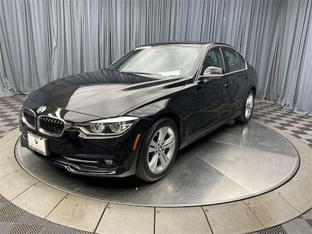 2017 BMW 330i xDrive Sedan 330i xDrive Sedan