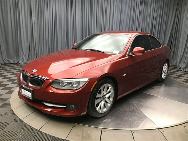 Bmw 328I Convertible >> Pre Owned 2012 Bmw 328i Convertible For Sale At Bmw Northwest Vin Wbadw7c51ce730696