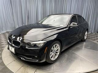 2017 BMW 320i xDrive Sedan 320i xDrive Sedan in [Company City]