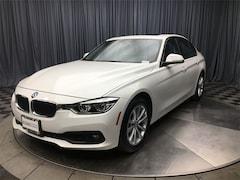 2018 BMW 320i xDrive Sedan