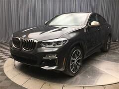 2019 BMW X4 M40i Sports Activity Coupe