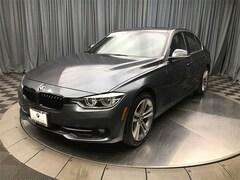 2018 BMW 330i Sedan Sedan
