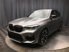 2020 BMW X3 M M Competition SUV