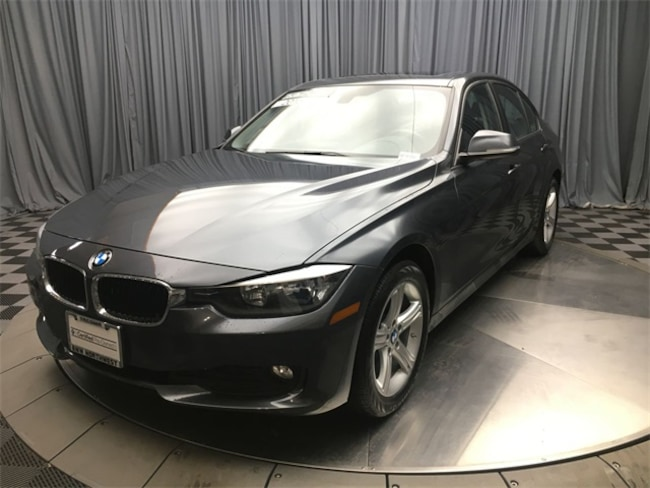 2015 BMW 3 Series xDrive Sedan