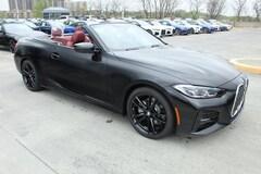 2021 BMW 4 Series 430i Convertible