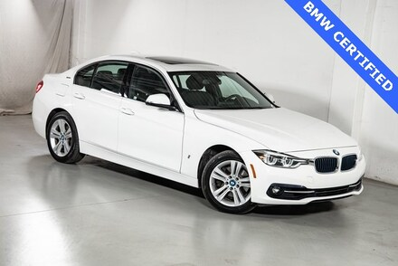 2018 BMW 3 Series 330e Iperformance Sedan