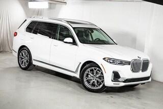 2021 BMW X7 xDrive40i SAV ann arbor mi