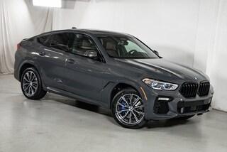 2021 BMW X6 M50i Sports Activity Coupe ann arbor mi