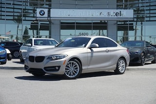 Certified Pre-Owned 2016 BMW 2 Series 228i Coupe in Bakersfield, CA