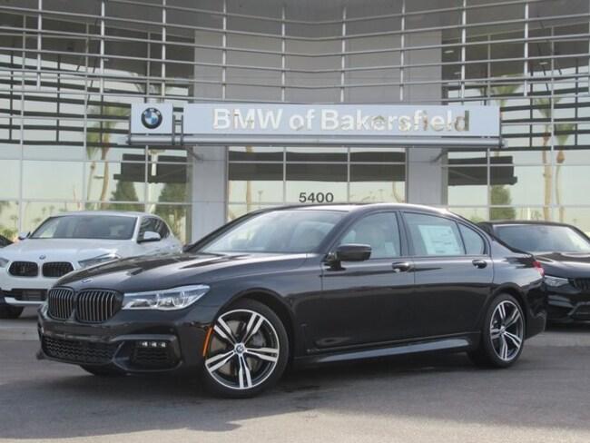 New 2019 BMW 750i Sedan in Bakersfield, CA
