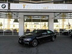 New 2019 BMW M550i xDrive Sedan in Bakersfield, CA
