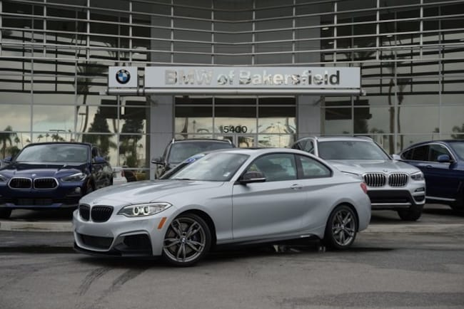 Certified 2015 BMW 2 Series M235i Coupe in Bakersfield, CA