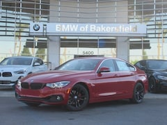 New 2019 BMW 430i Gran Coupe in Bakersfield, CA