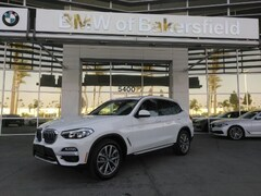 New 2019 BMW X3 xDrive30i SAV in Bakersfield, CA