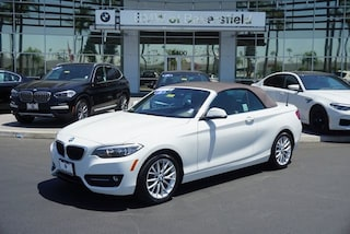 Certified Pre-Owned 2016 BMW 2 Series 228i Convertible in Bakersfield, CA