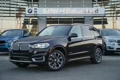New 2018 BMW X5 sDrive35i SAV in Bakersfield, CA