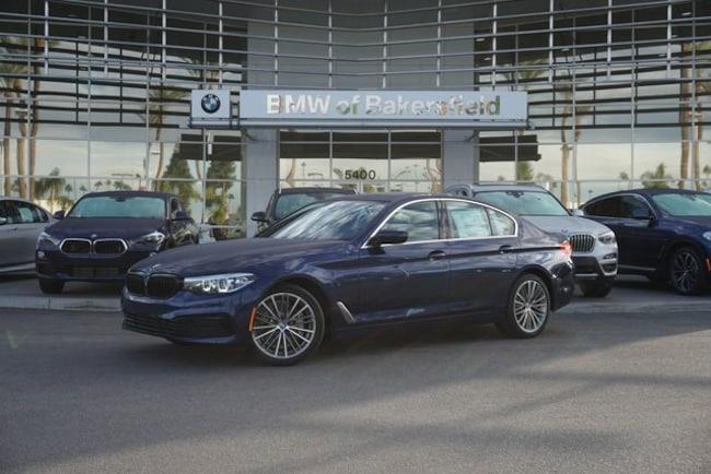 New 2019 BMW 540i Sedan in Bakersfield, CA