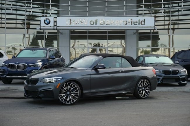 New 2019 BMW M240i Convertible in Bakersfield, CA