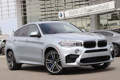 New 2019 BMW X6 M SAV in Bakersfield, CA