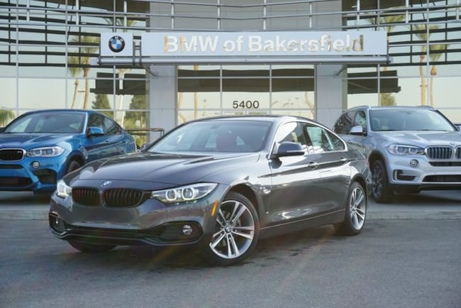 New 2019 BMW 430i xDrive Gran Coupe in Bakersfield, CA