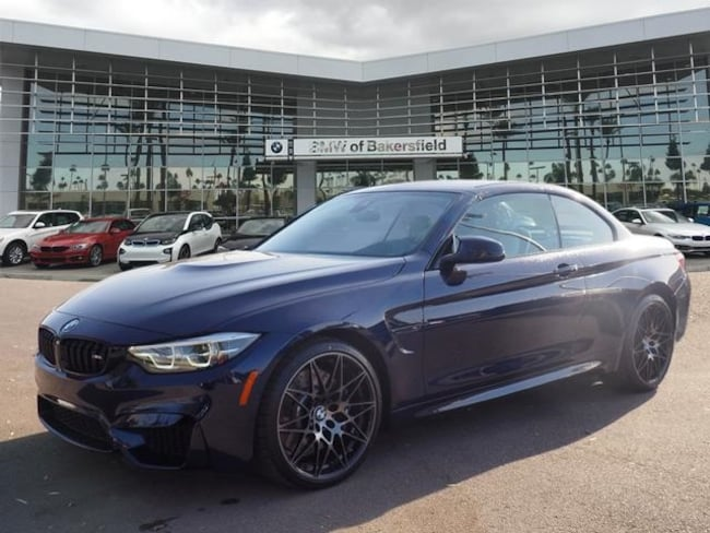 New 2018 BMW M4 Convertible in Bakersfield, CA