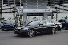 New 2019 BMW 530i Sedan in Bakersfield, CA