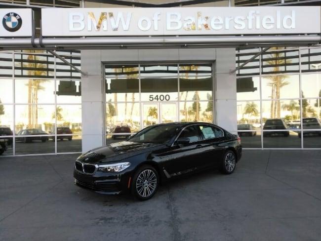 New 2019 BMW 530e iPerformance Sedan in Bakersfield, CA