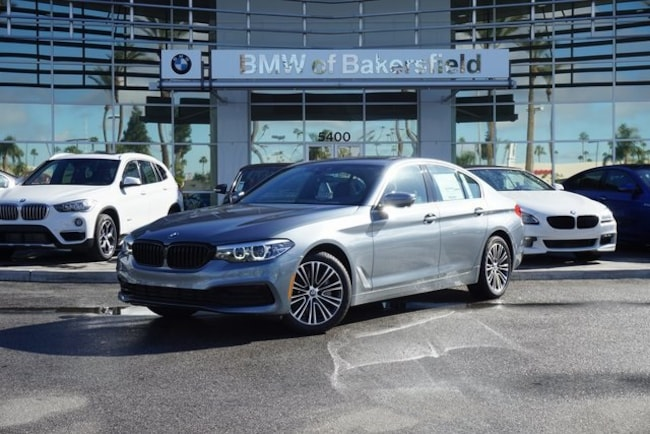 New 2019 BMW 540i Sedan in Bakersfield, CA