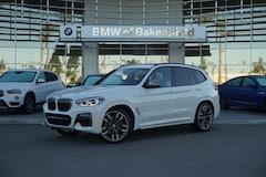 New 2019 BMW X3 M40i SAV in Bakersfield, CA