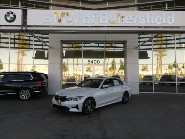 New 2019 BMW 330i Sedan in Bakersfield, CA