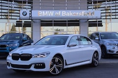 New 2019 BMW 750i Sedan in Bakersfield, CA