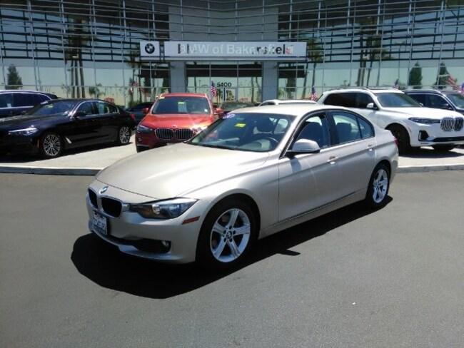 Used 2014 BMW 3 Series 320i Sedan in Bakersfield, CA