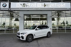 New 2019 BMW X5 xDrive40i SAV in Bakersfield, CA