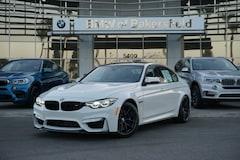 New 2018 BMW M3 CS Sedan in Bakersfield, CA
