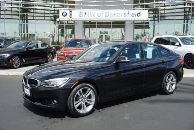 Certified 2016 BMW 3 Series 328i xDrive Gran Turismo Hatchback in Bakersfield, CA