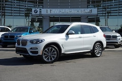 New 2019 BMW X3 sDrive30i SAV in Bakersfield, CA