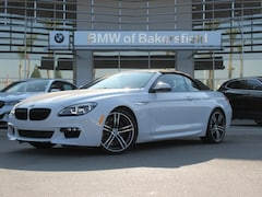 New 2018 BMW 640i Convertible in Bakersfield, CA