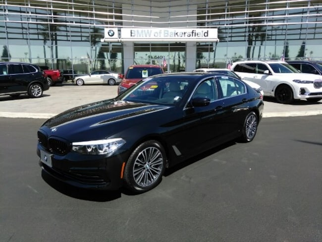 Used 2019 BMW 530i 530i Sedan in Bakersfield, CA