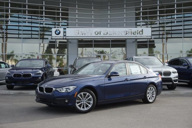 New 2018 BMW 320i Sedan in Bakersfield, CA